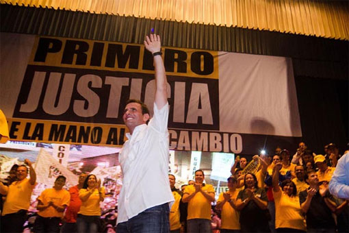 Capriles510_Globovision