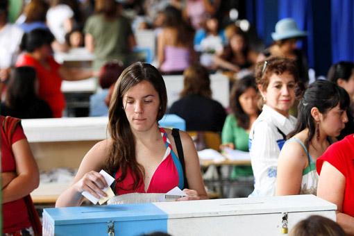 Chilean Voter 510x340