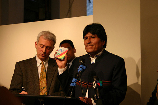 Evo Morales_by Sacred Sites 510x340