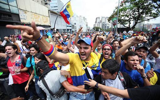 Venezuela Student Protest_Diario Contraste 510