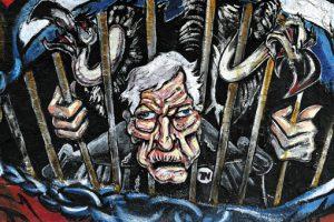 Americas Quarterly - Winter 2015 - Grafitti in Argentina Judge Griesa