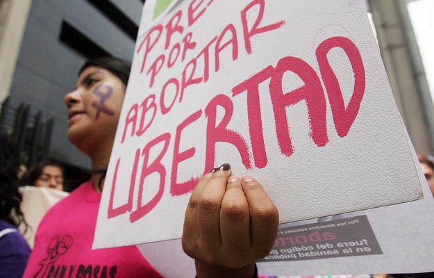 Abortion protests Mexico