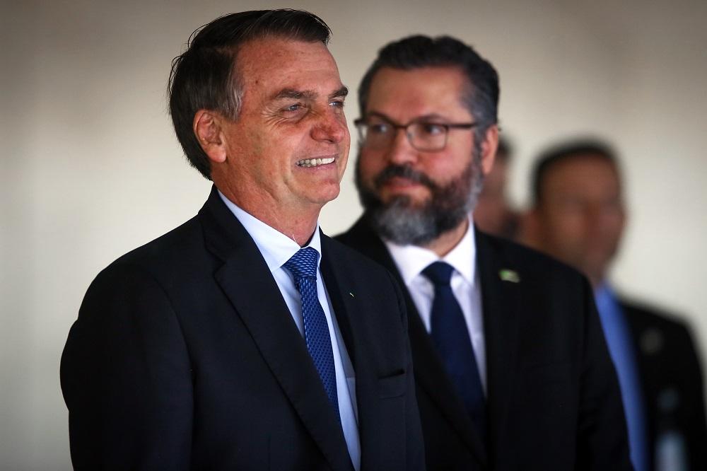Bolsonaro Araujo Lead Art