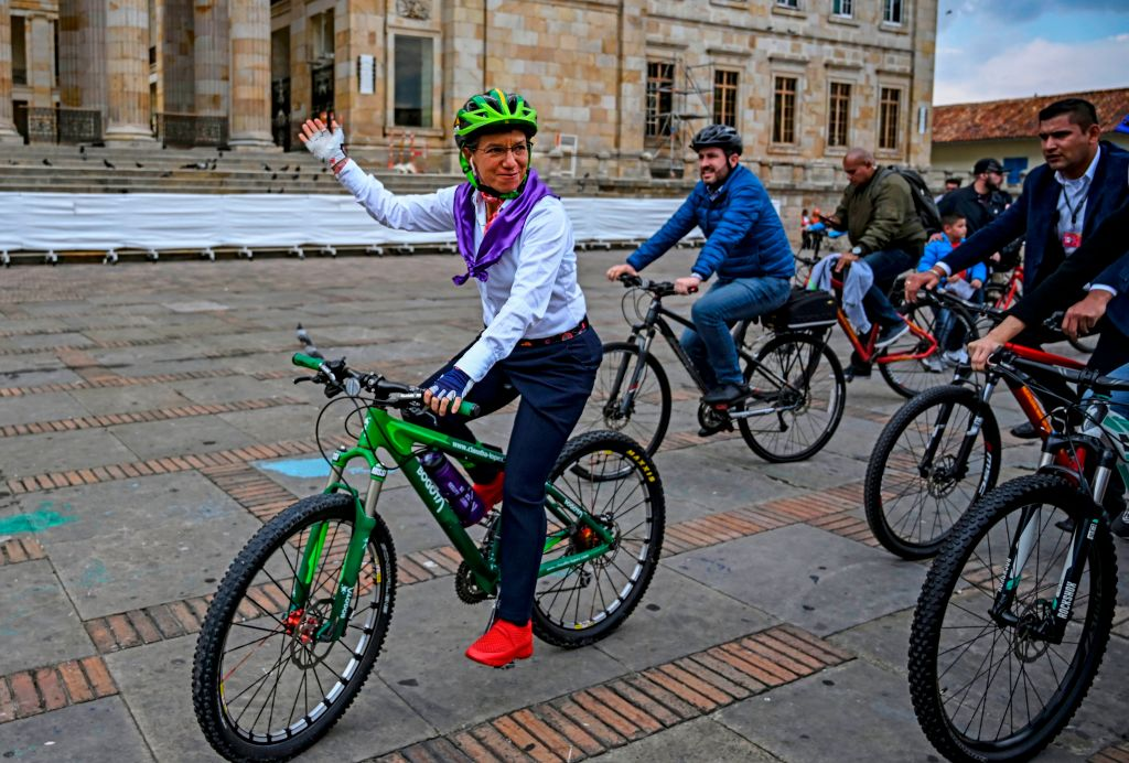 Could the Pandemic Start a Biking Revolution in Latin America?