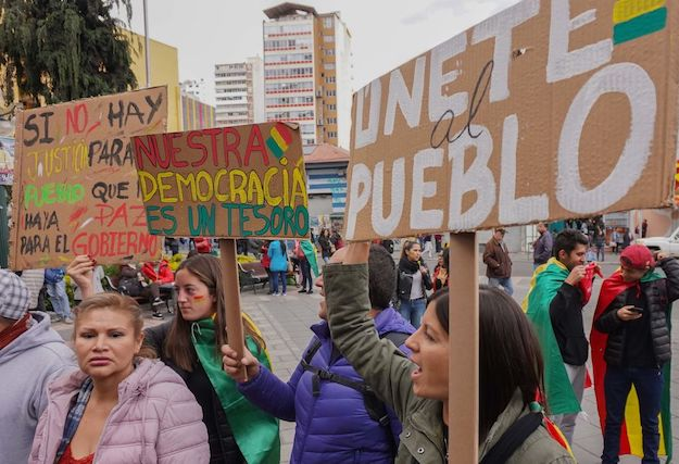 The Cost Of Delayed Votes In Chile Bolivia And Beyond
