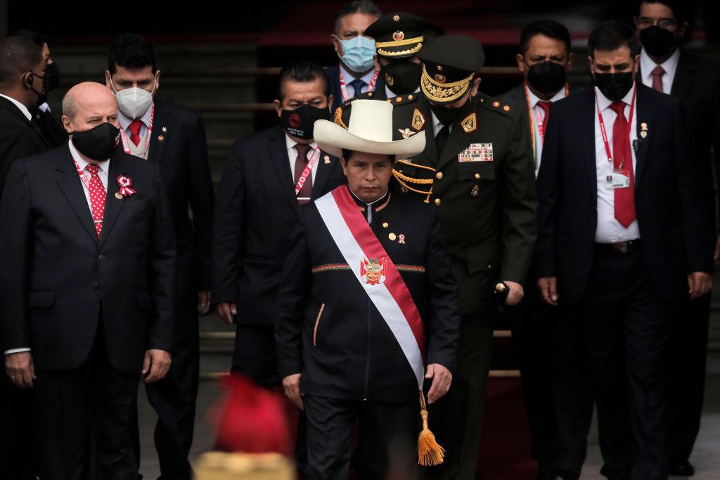 Is Pedro Castillo's Presidency Already Doomed?